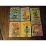 6 Mini Libros Coleccion Cuentos Clasico Anteojitos Miniatura