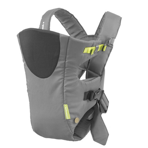 infantino - mochila porta bebe - canguro - breathe vented