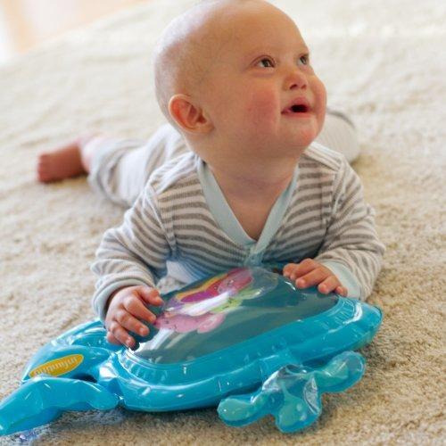 infantino pat y juego agua mat