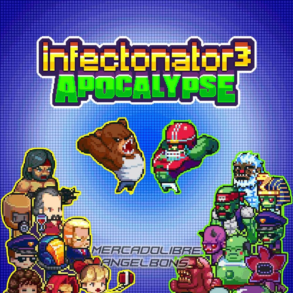 Infectonator 3 Apocalypse No Steam Version