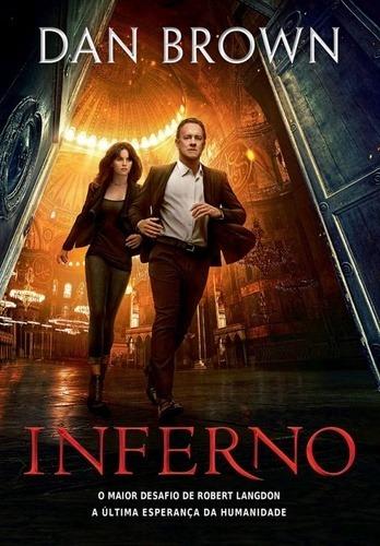 Inferno - (capa Do Filme) Dan Brown - R$ 55,39 em Mercado Livre