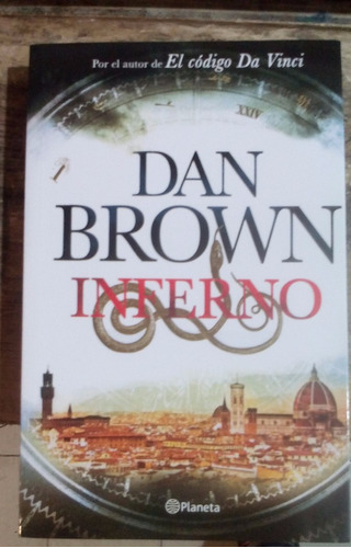inferno. dan brown.