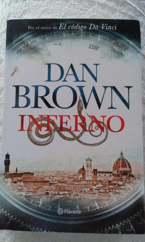 inferno- dan brown, libro original