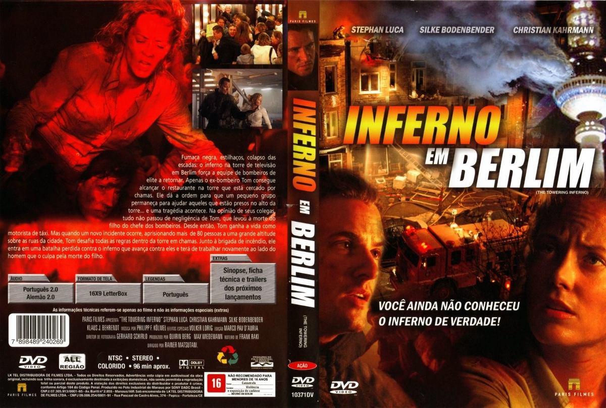Inferno Em Chamas Ideal inferno em berlim - original lacrado - r$ 28,00 em mercado livre