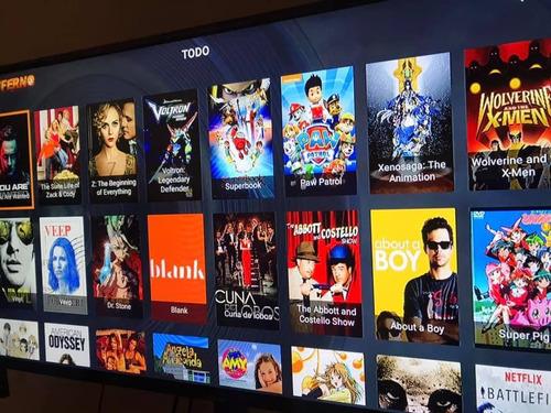 inferno servicio de tv por internet