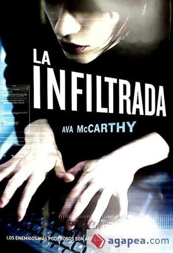 infiltrada(libro )