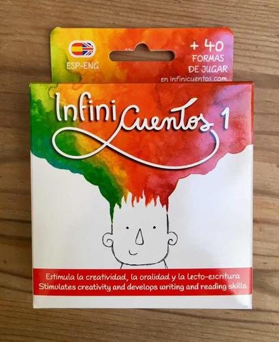 infinicuentos juego creativo didactico bilingue