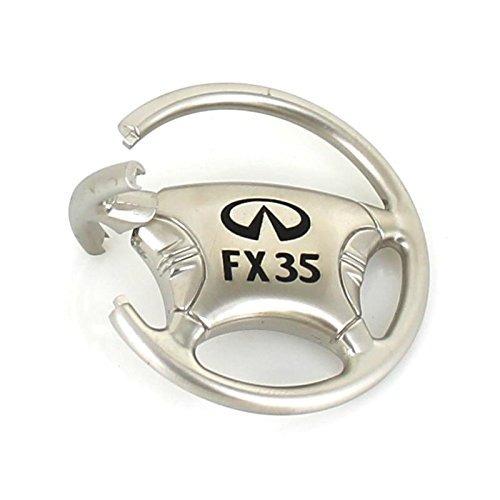 infiniti fx35 gobierno rueda llavero