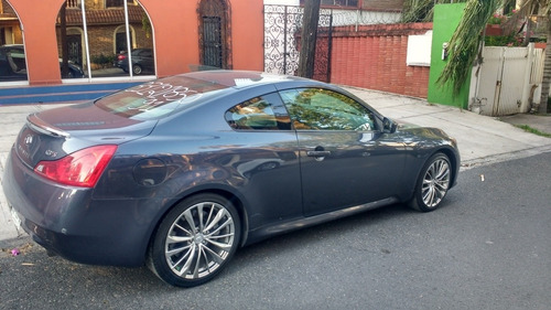infiniti g37 3.7 coupe mt 2012