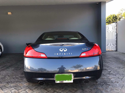 infiniti g37 3.7 coupe mt 2013