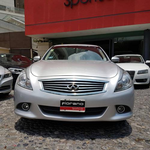 infiniti g37 4p sedan v6 aut piel 2012