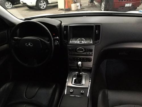 infiniti g37 aut v6 2012