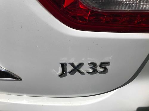 infiniti jx35 solo por partes
