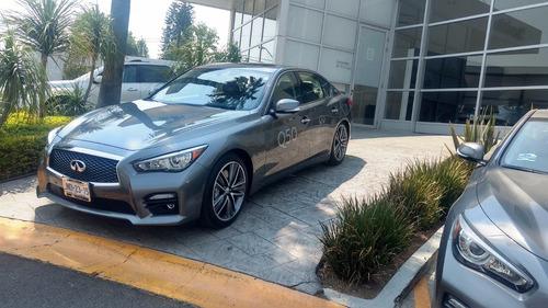 infiniti q 50 híbrido 2017  auto demo