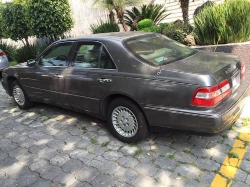 infiniti q45 1998 gris blindado