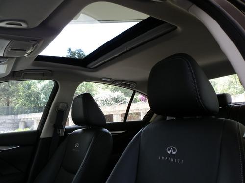 infiniti q50 2018 perfection 3.7l at - auto demo-previa cita