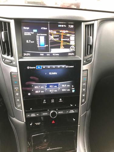 infiniti q50 3.5 hybrid at 2016