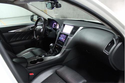 infiniti q50 3.5 hybrid at 2017