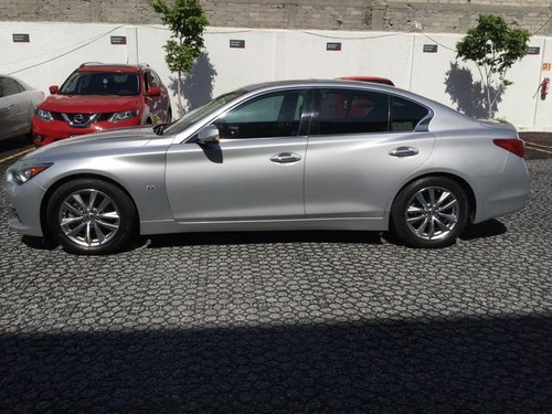 infiniti q50 3.7 perfection at 4p 2015 seminuevos