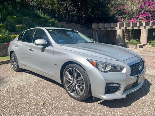 infiniti q50 3.7 seduction at 2017