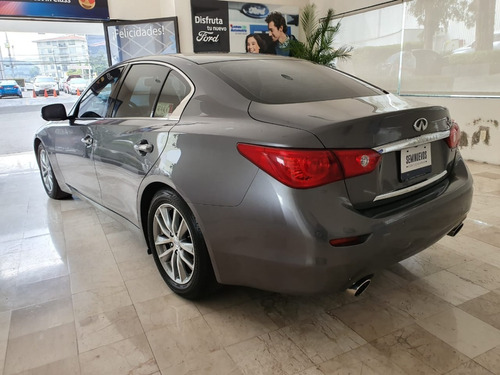 infiniti q50 seduction 2016