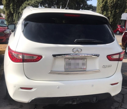 infiniti qx60 2014 3.5 perfection mt