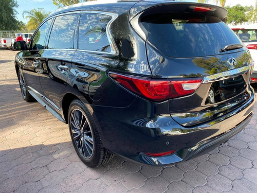 infiniti qx60 2017 negra at. perfection plus cvt