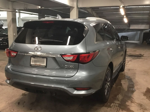 infiniti qx60 3.5 perfection plus cvt