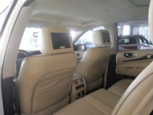 infiniti qx60 hybrid 2017