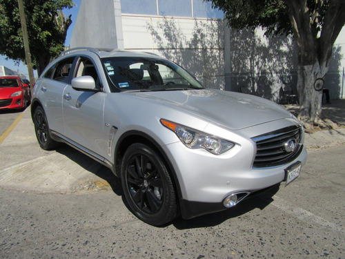 infiniti qx70 2014 seduction at piel q/c 4wd