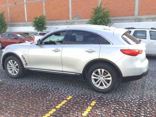 infiniti qx70 3.7 v6 seduction 2014 seminuevos