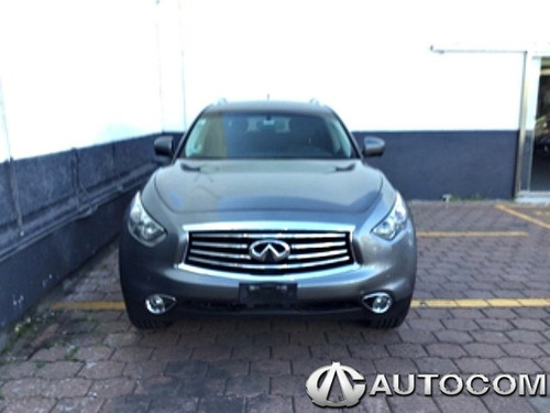 infiniti qx70 qx70 seduction ta awd 2015 seminuevos