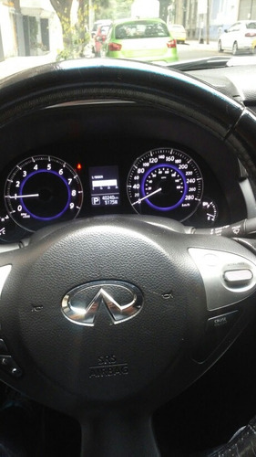 infiniti qx70 seduction t/a 4x4