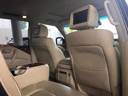infiniti qx80 5.6l perfection 7 pasajeros at 2017