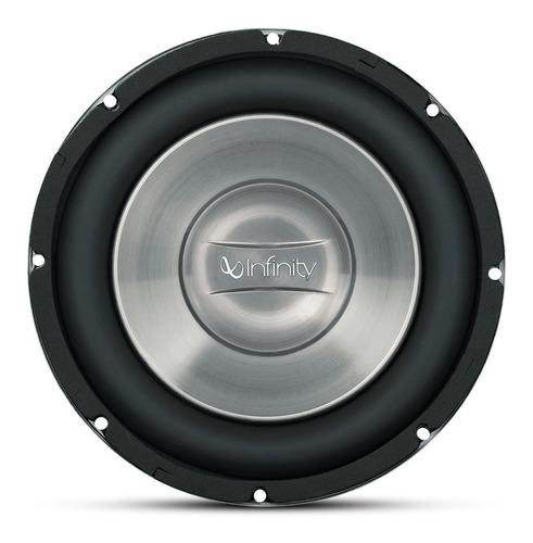 infinity reference 860w subwoofer carro, 8  200w(rms)
