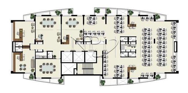 infinity trade center - salas comerciais no ipiranga | npi imoveis - v-1358