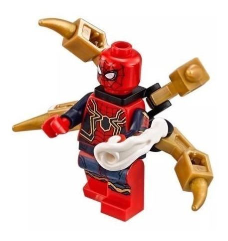 infinity war  minifigurita super heroes envió gratis