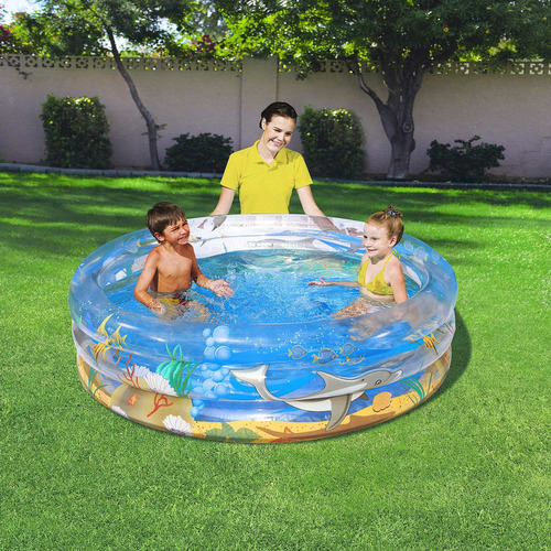 inflable agua piscina