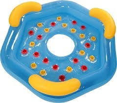 inflable agua playa