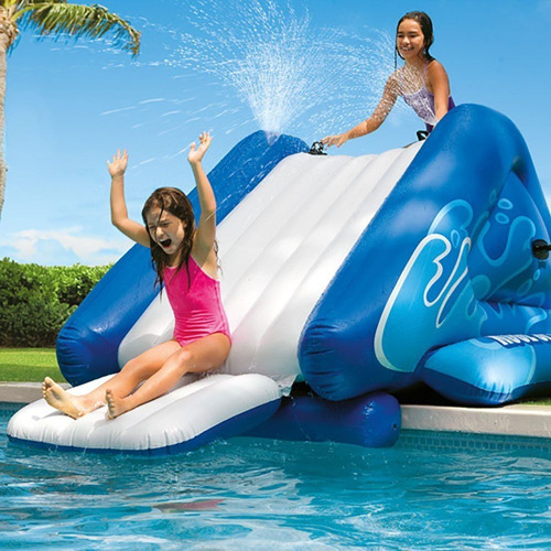 inflable alberca jardin