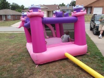 inflable brincolin juego