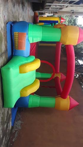 inflable cama elastica