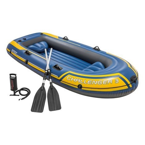 inflable camping bote