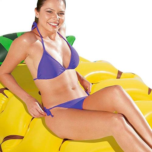inflable frutas tropicales colchoneta niños adultos p pileta