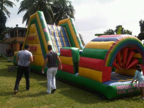 inflable inflables, mas