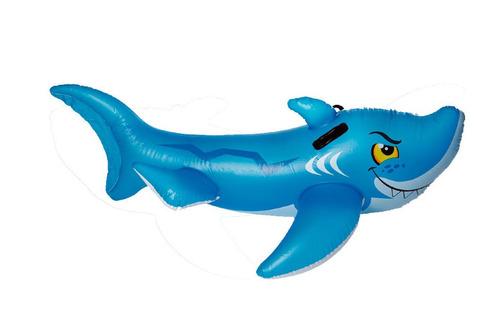 inflable intex para pileta tiburon niño premium el jabali
