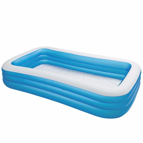inflable intex swim center family inflatable pool, 120  x 72