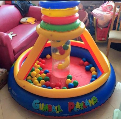 inflable mediano