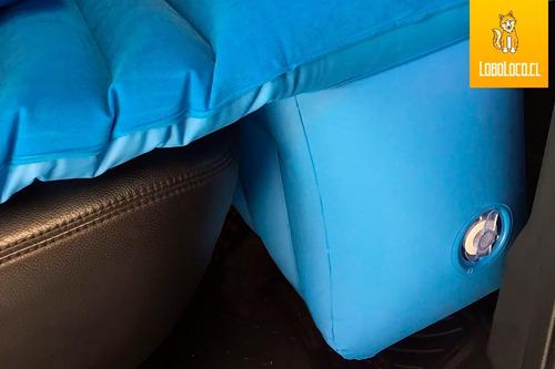 inflable para colchón