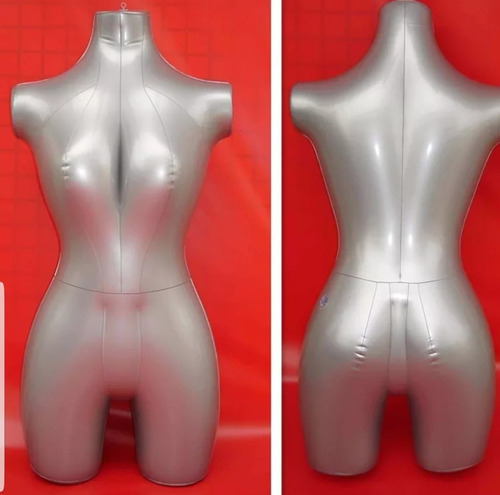 inflable  para  exhibir ropa mujer niños maniqui